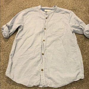 Zara long-sleeves too Size 11/12